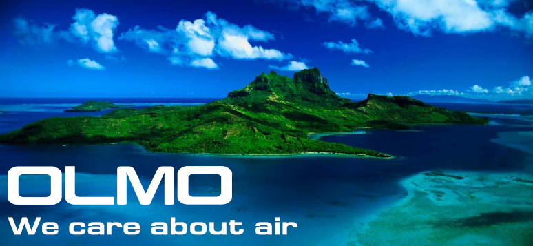 OLMO We care about air